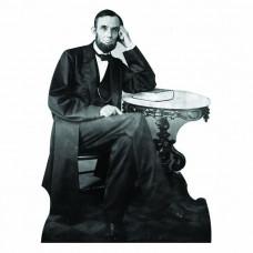 Abraham Lincoln Sitting