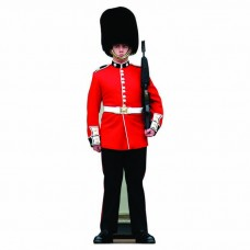 British Palace Guard