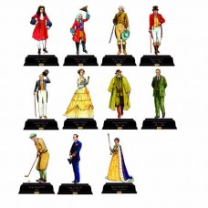 British Kings and Queens Pack 5 1714-Current